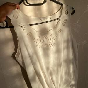 cotton knot tie, cute summer top PR:49kr