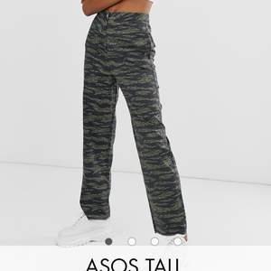 Coola camouflage byxor från asos. Helt oanvända och lappen finns kvar.
