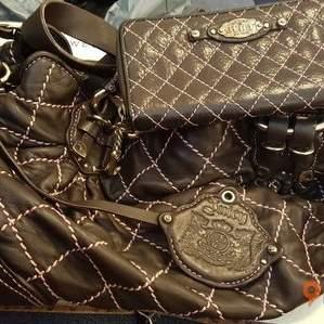 Juice Couture dam väska begagnat bra skick.