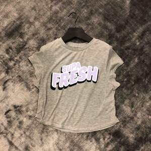 Kort t-shirt