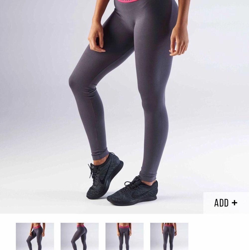 Gymshark fit tights i storlek S. . Jeans & Byxor.
