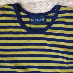 T-shirt från marimekko! Strl S, jättemjuk och i toppenskick. 200kr ikl frakt!
