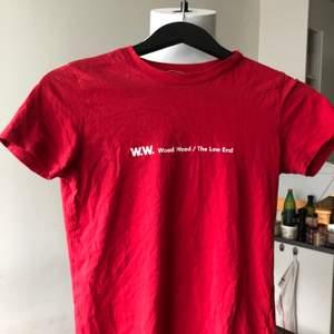 T-shirt från Wood Wood, nästan oanvänd