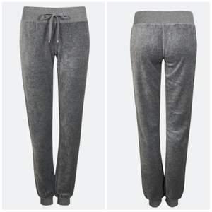 Säljer dessa fina gråa mjukisbyxor från Cubus o storlek small.