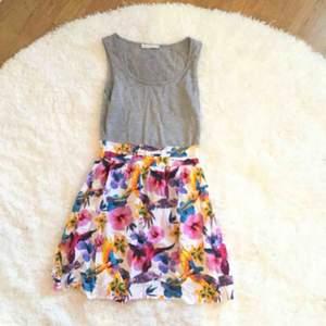 En så fin klänning för sommar