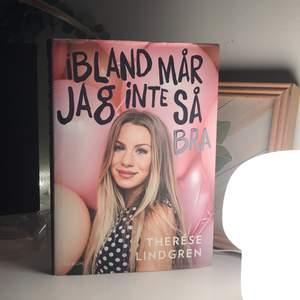 Säljer denna bok av theres Lindgren. Boken är som ny. Bara ute fodralet som är lite smått skadat på sidorna av att legat i en låda. Skriv om frågor💓💓