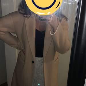Min super snygga kappa från topshop storlek 36