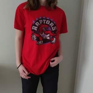 Fin oversized t-shirt från toranto raptors . Köparen står för frakt