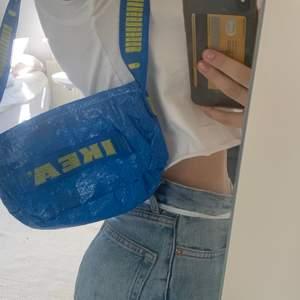 Hej! Säljer denna fina Ikea väska som är köpt här på Plick!