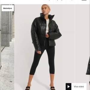 Säljer denna jacka från NAKD då jag knappt använder den. Använd Max 5 gånger, storlek S. Frakt 110 kr #nakd