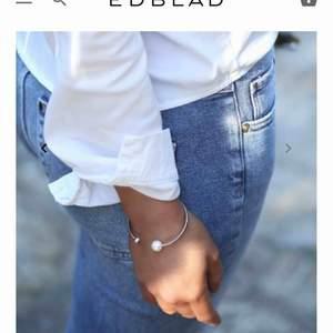 Superfin cuff/armband från Edblad, använt enbart 1-2 ggr då jag fördrar guld smycken 🎀 frakt tillkommer (nypris 349kr)