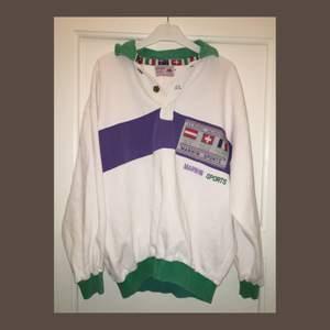 Ikonisk 80-tals sweater, så HIMLA fin och i bra skick pga har aldrig använd. Köpt secondhand✨ Frakt betalas av köparen elr så möts vi upp i Sthlm👼👼