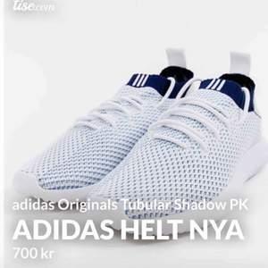 adidas Originals Tubular Shadow PK Helt nya str 40-2/3