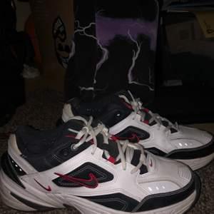 as fräna nike skor, som fortfarande är i bra skick, dom är ca 1 år gamla, dom behöver bara putsas upp lite, pris kan diskuteras, köpt är köpt!!!