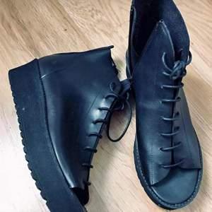 Super snygga oanvända skor från sixtyseven!   Endast provade