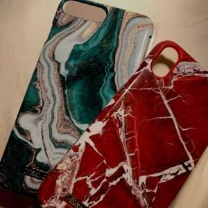 En grön skal till 7plus Den gärna har jag inte använt eftersom det är inte till min mobil. Röd slut. Original pris 299kr