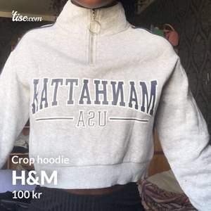 Skön och varm crop tröja