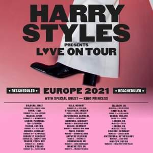 Jag söker två biljetter till Harry Styles. Jag kan betala det mesta för biljetterna så hör jättegärna av dig om du säljer biljetter❤️