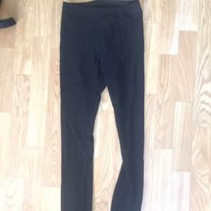 Ribbade Tights/leggings från America Apparel. Strl M. Knappt använda.