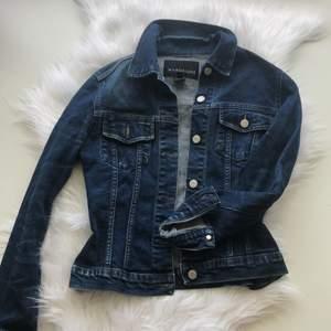 Fin jeans jacka