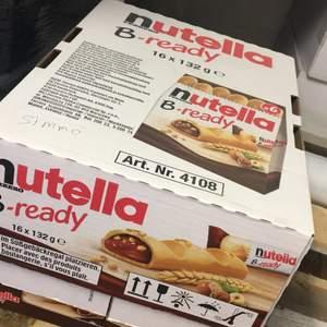 15 paket i kartongen helt oöppnade. Datumet har gått ut nyligen men de är bra att äta! Inga problem😍