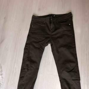 Gröna jeans i bra skick + frakt