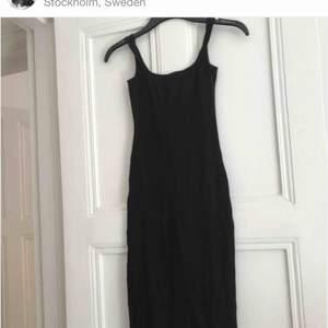 Mid-klänning från American Apparel.
