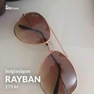 Ray ban solglasögon  Helt nya