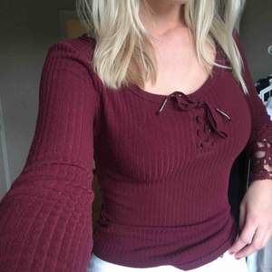 Väldigt fin tröja ifrån märket Hollister (märket är dock inte synligt på tröjan). Pris kan diskuteras!