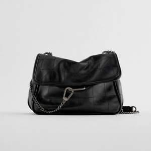 Jättefin rymlig väska från Zara, ny skick 100kr. Skickar fler bilder privat om det önskas ❤️