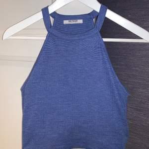 Blå topp från Zara, superfin på fest eller på sommaren 💓