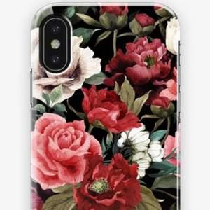 iphone X skal från ideal of sweden, super fint i nyskick. Säljer för att jag bytt mobil! Skriv om ni är intresserade❤️