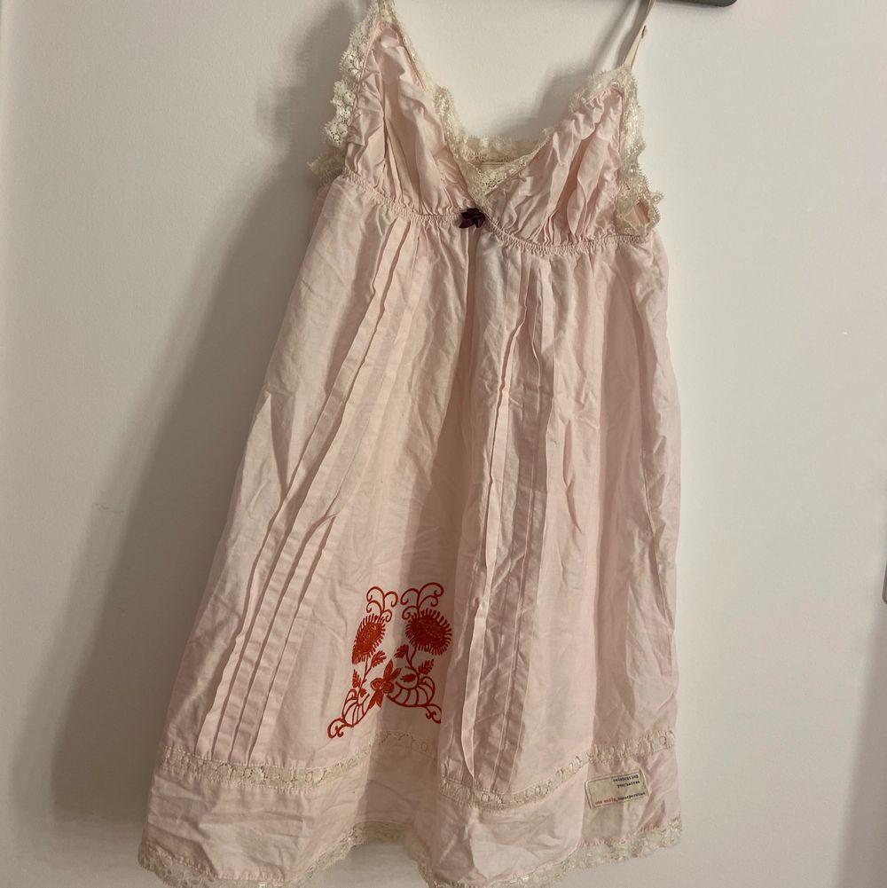En fin Odd Molly linne/klänning i fint skick, st 1= Small . Klänningar.
