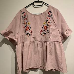 Brand new from SHEIN, never worn. Nice material great for summer. Embroidery on the bust is pretty and nice quality.
