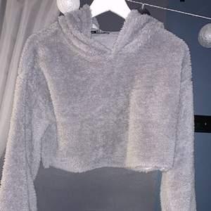 Fluffig hoodie från shein