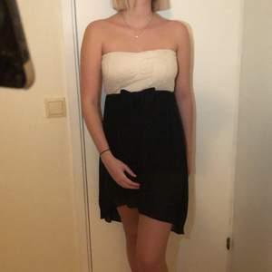En fin klänning som tyvärr blivit för kort för mig (1.73 cm).