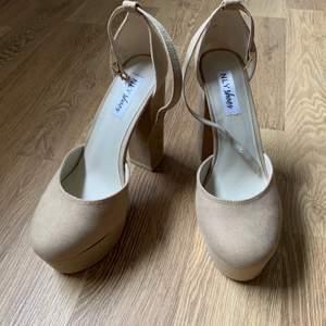 Nya skor från Nelly i storlek 39.