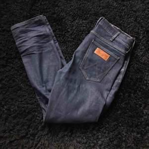 Jeans från Wrangler, modell Greensboro.  Möts upp i Stockholm, alternativt betalar köparen frakt!