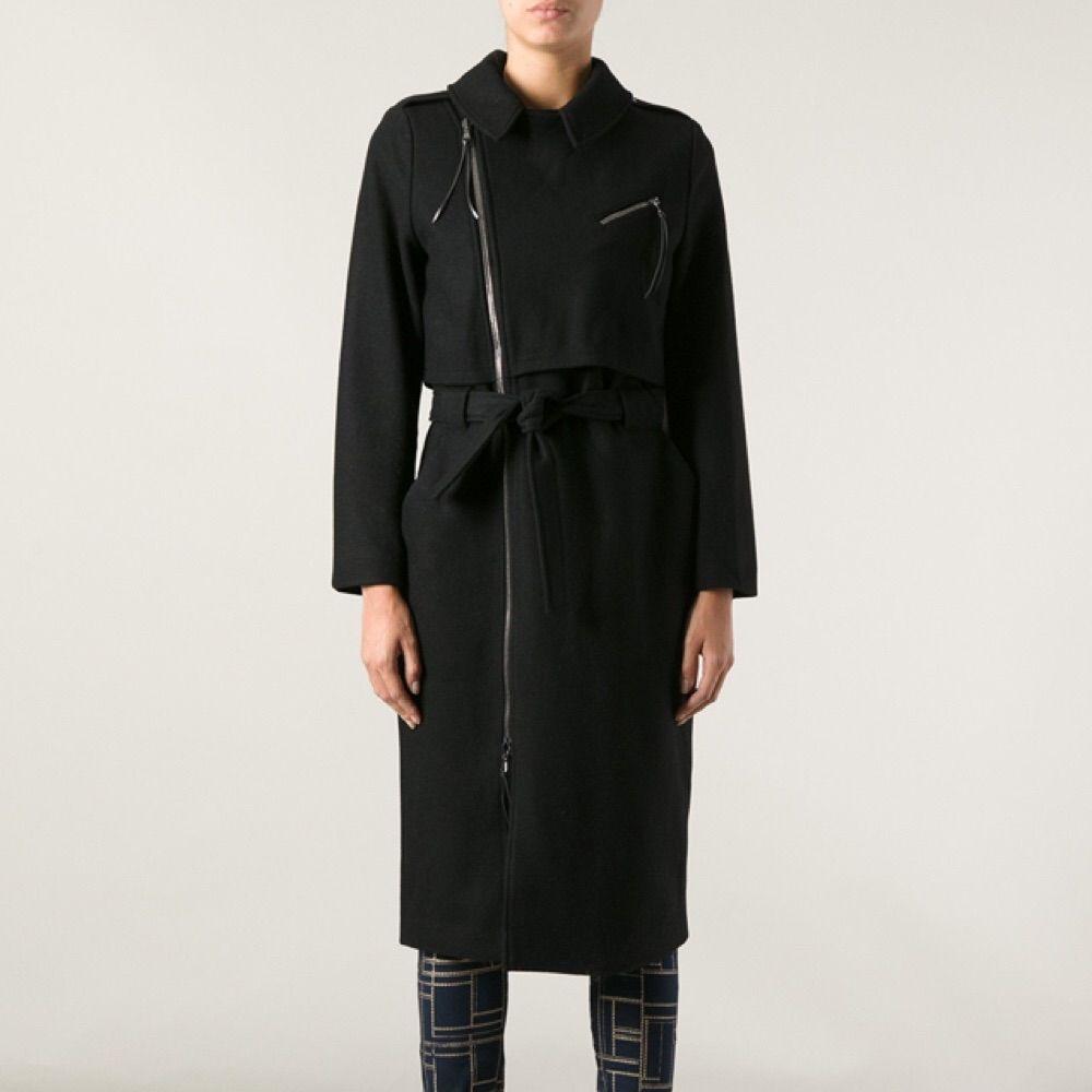 Säljer min Coat Nora från Minimarket i svart ull. Den är för liten för mig och endast använd ett fåtal gånger. Nypris cirka 3800 kronor.  Kan överlämnas i Stockholm eller skickas mot frakt!. Jackor.
