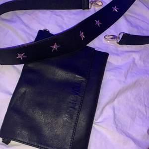 Väska från zadig , aldrig använd så helt som ny, kan användas som clutch men finns också väskband med den , skriv privat för frågor