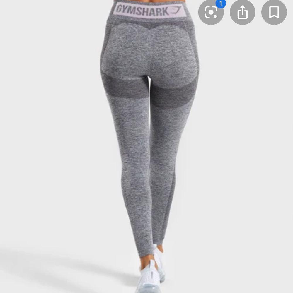 Jättefina gråa tights som är i princip helt oanvända. Storlek XS, men passar en liten S också. . Jeans & Byxor.