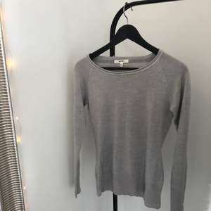fin grå tröja, vet inte vart jag köpte den, knappt använd