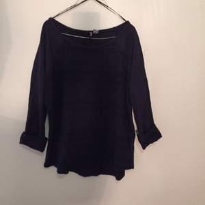 Mörkblå tröja från divided. Andvänd 1 gång.