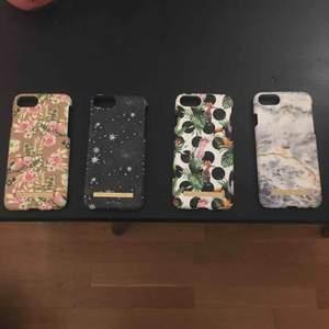 Ideal of sweden skal använda fåtal gånger men inte min stil. Passar till iPhone 6,7,8. 80kr styck köparen står för frakt🦋 Den vita med fåglar är såld❌ och den svarta❌ den beigea med fåglar❌