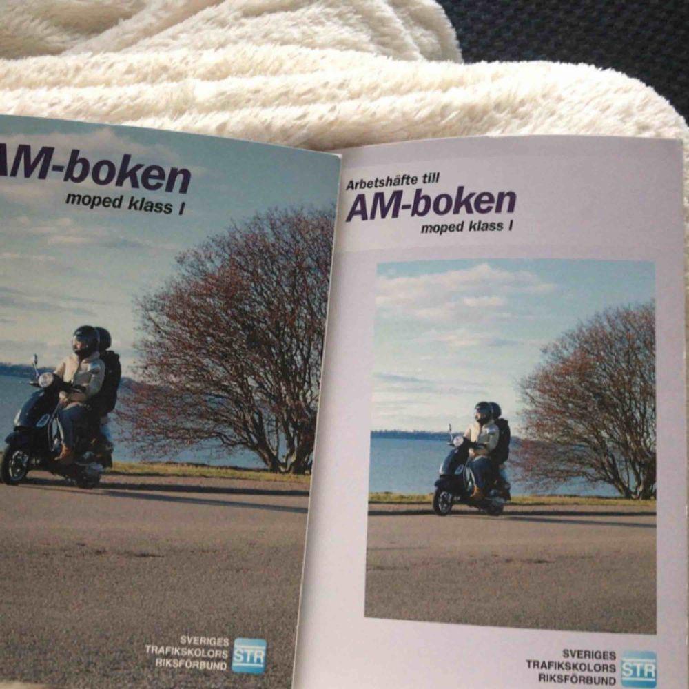 Ljudbok 1 klass am moped boken Var ska