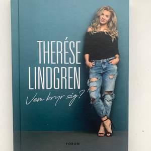 Bok skriven av Therese Lindgren i fint skick