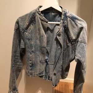 Jeans jacka från monki