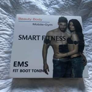 Smart fitness, aldrig använd.