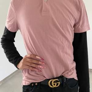 Basic baby-rosa piké från H&M! Fraktar för extra kostnad