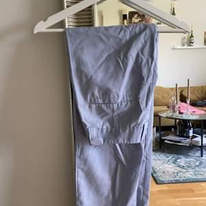 Blåa kostymbyxor från nakd, jättesköna och lite tunnare i materialet.